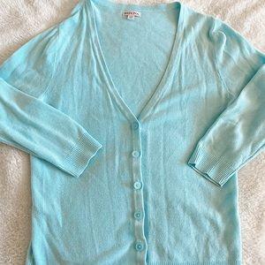 baby blue target cardigan 🦋